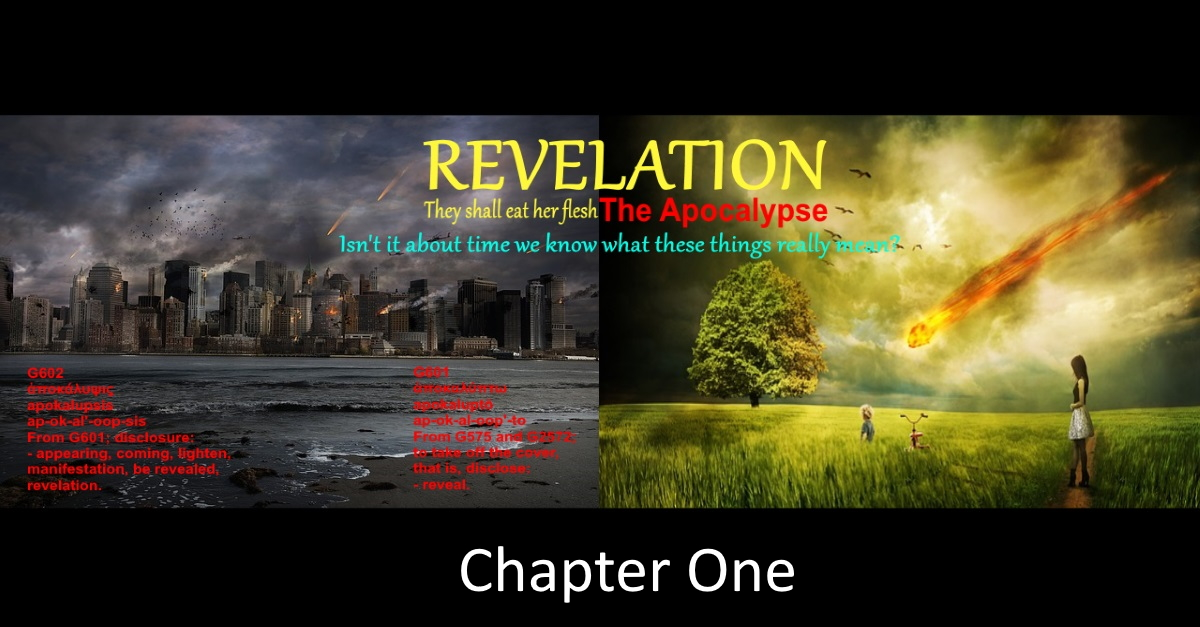 Revelation Chapter One