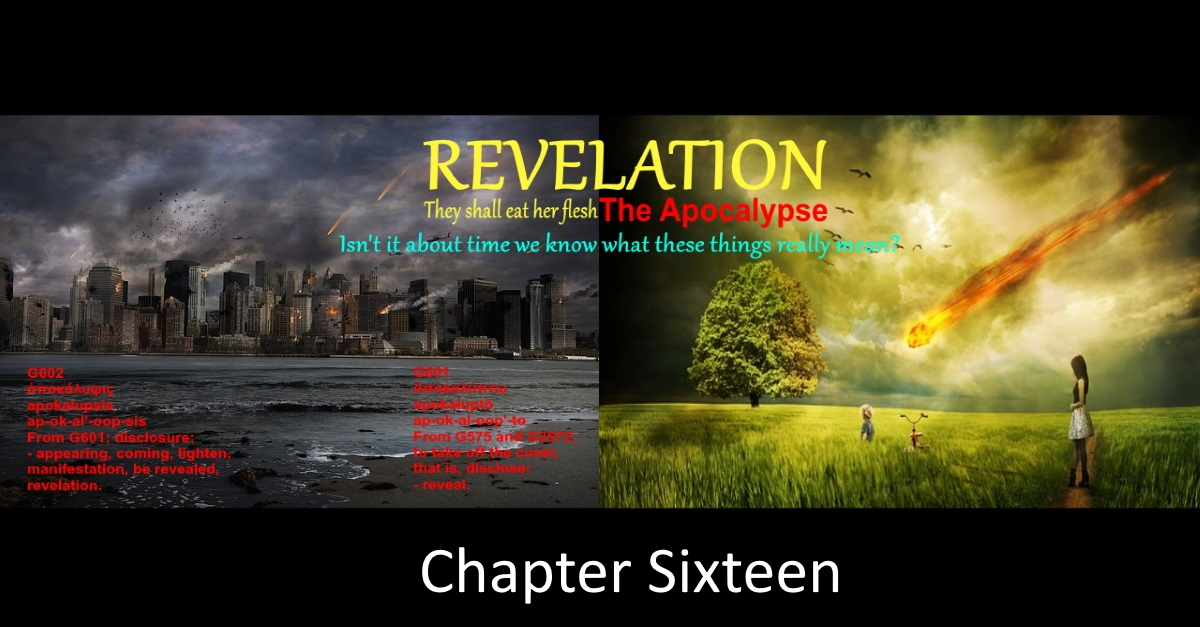Revelation Chapter Sixteen