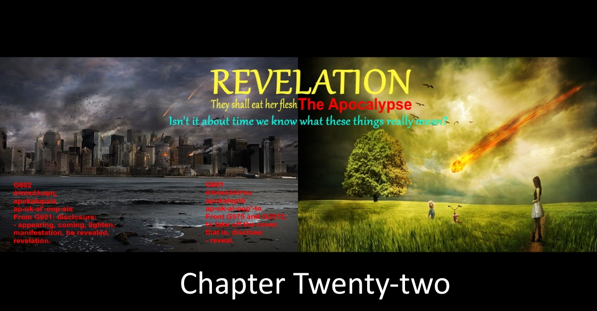 Revelation Chapter Twenty-Two