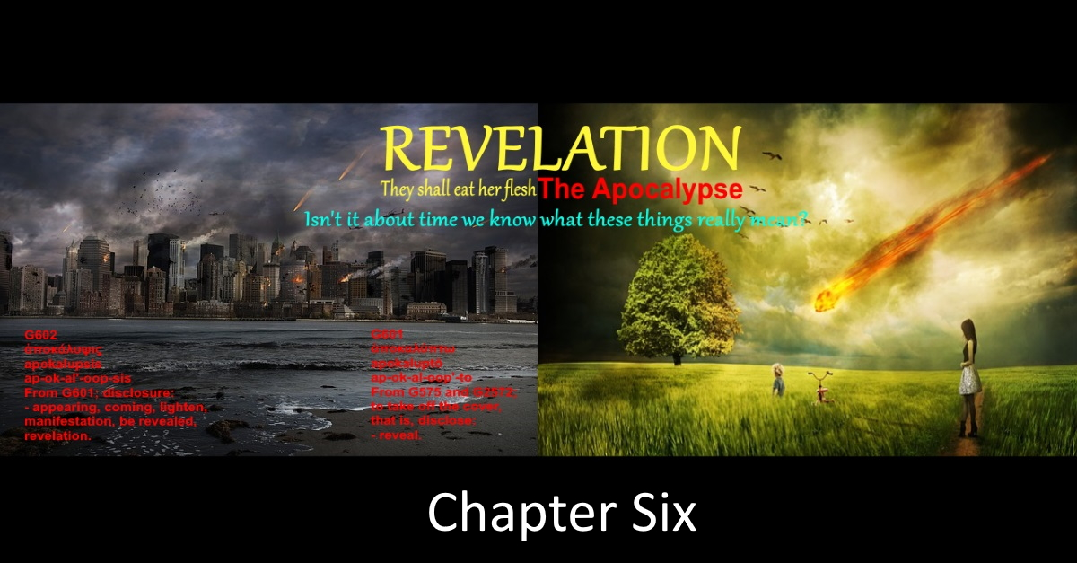 Revelation Chapter Six