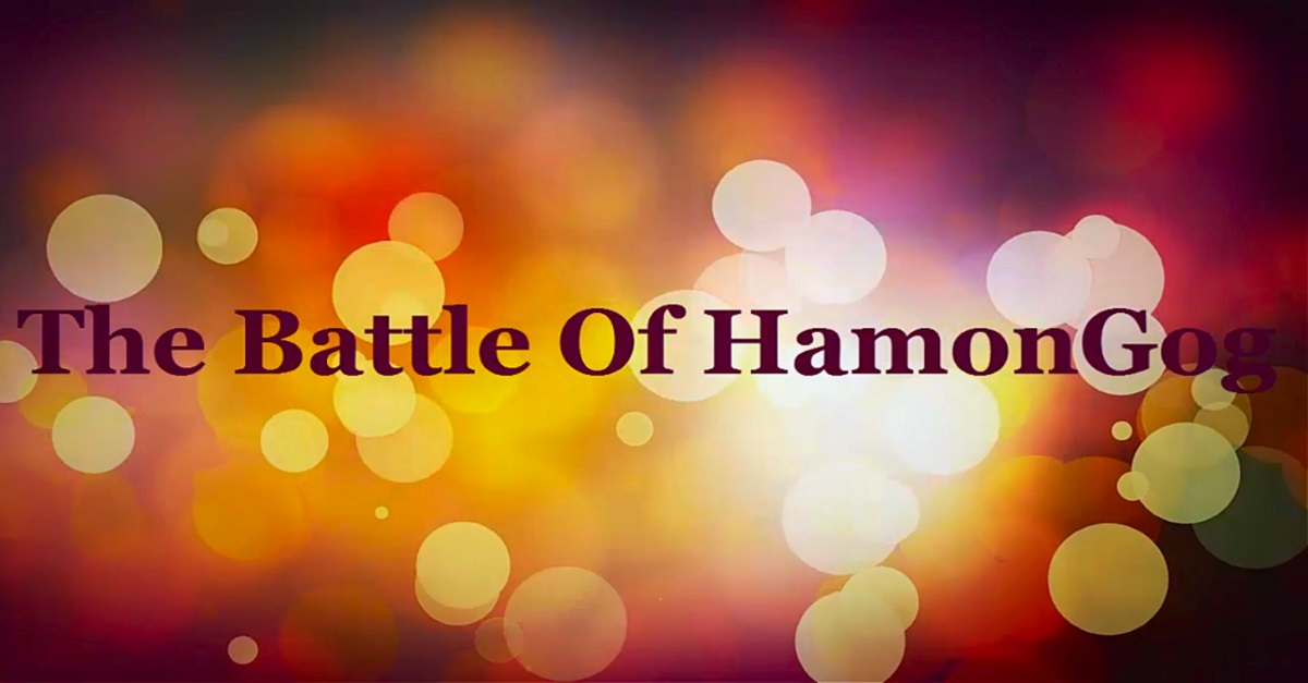 The Battle Of HamonGOG