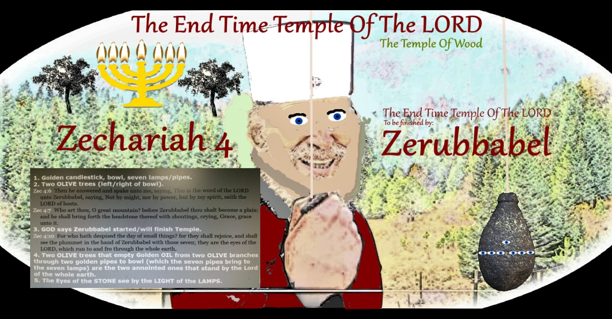 The End Time Temple Of The LORD